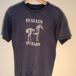 Shirts - Men's Italian Stallion Tee